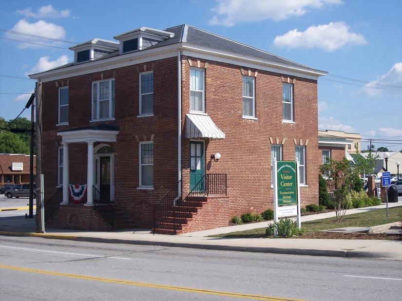 Heartland Regional Visitor Center & Transportation Heritage Musuem